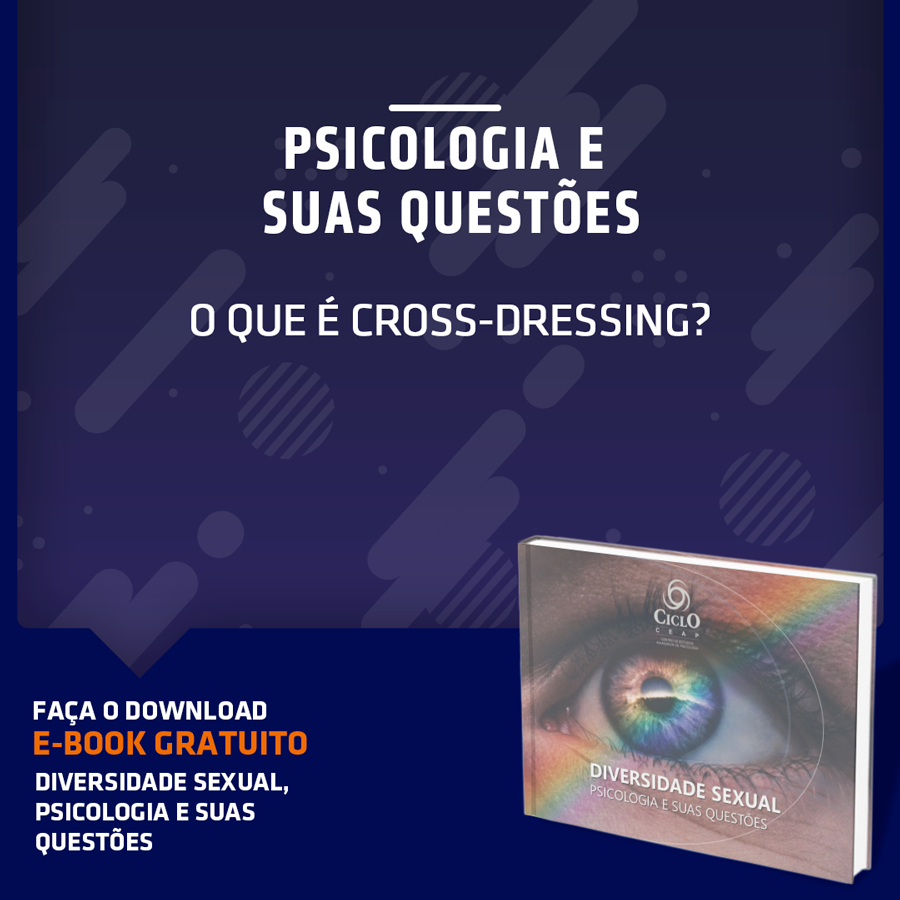 O que é Cross-dressing?
