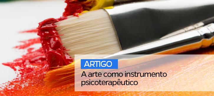 A arte como instrumento psicoterapêutico