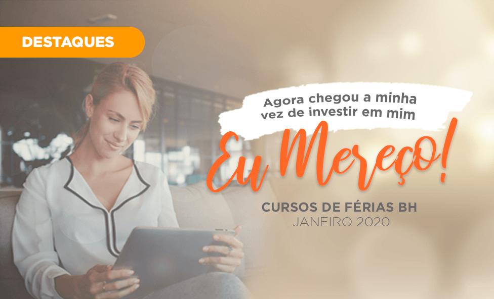 Programação cursos para psicologos Janeiro 2020