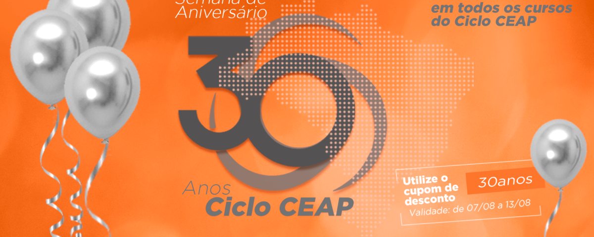 Aniversario do Ciclo CEAP